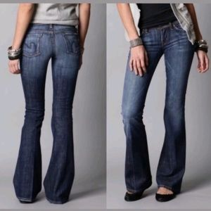 Citizens of Humanity Ingrid 002 Flair Denim Jeans